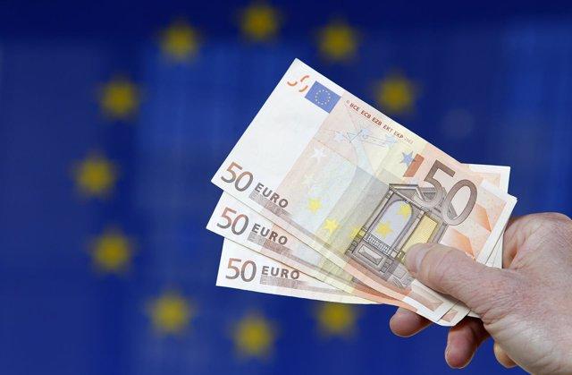 Euro Unión Europea