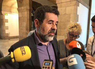 """Jordi Sànchez (JxCat) demana no témer que la negociació amb l'Estat duri """"anys"""" (EUROPA PRESS - Archivo)"""