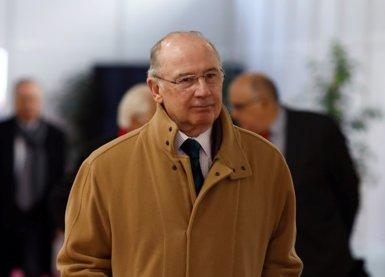 Fiscalia demana obrir judici contra Rato per cobrar 835.000 euros en comissions de contractes de publicitat de Bankia (Europa Press - Archivo)