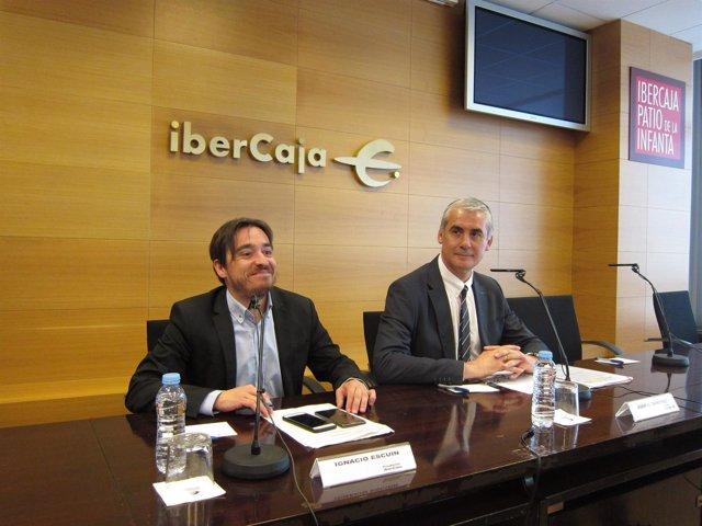 Nacho Escuín y Juan Carlos Sánchez han dado a conocer los actos de este domingo
