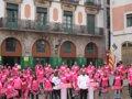 LA ALCALDESA DE BERGA (BARCELONA), INHABILITADA 6 MESES POR LA ESTELADA DEL AYUNTAMIENTO