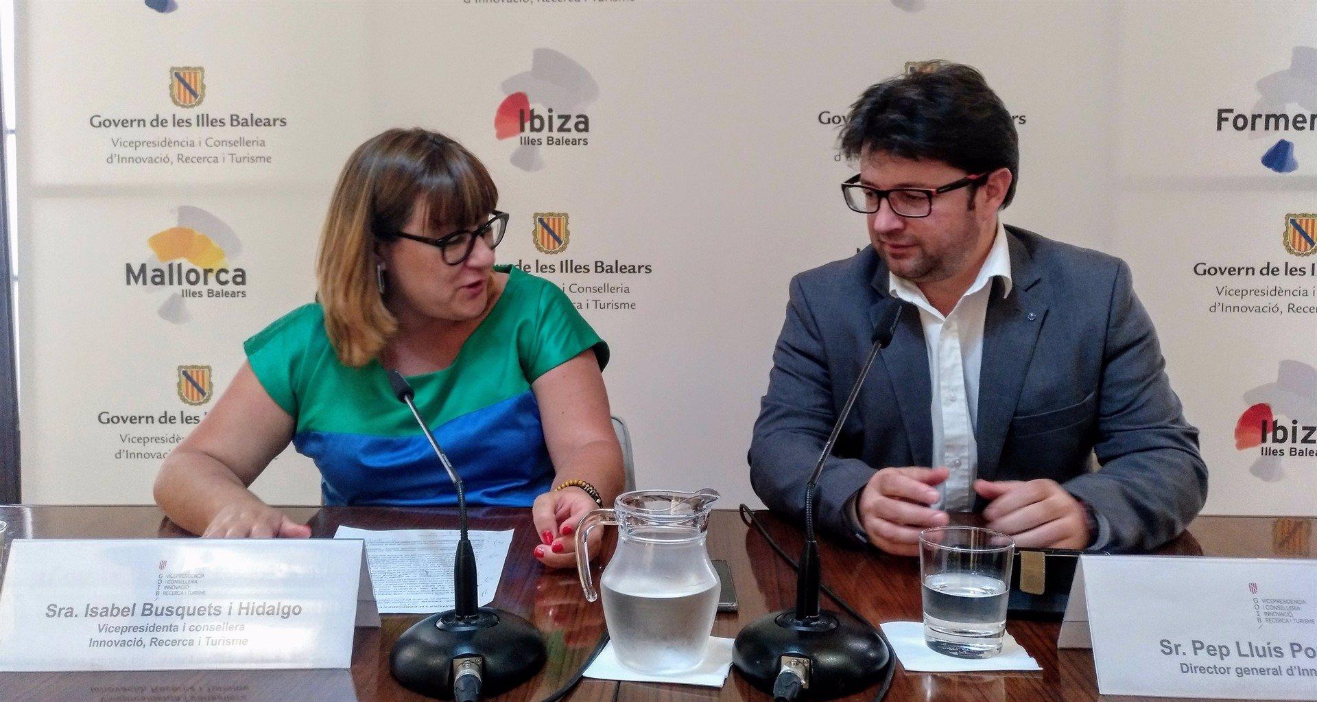 El Govern anuncia una nueva línea de ayudas por valor de 2,75 millones de euros para empresas innovadoras
