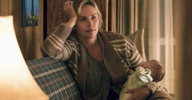 Charlize Theron en Tully