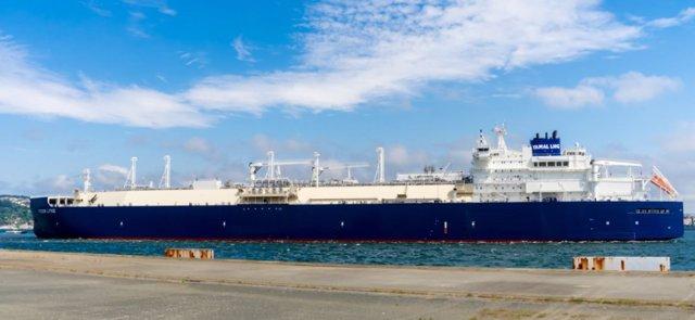 Gas Natural Fenosa descarga cargamento de gas de Rusia