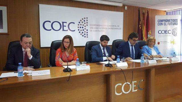 Albarracín, Castejón, López Miras, Pedro Pablo Hernández