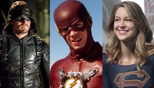 Arrow, The Flash, Supergirl