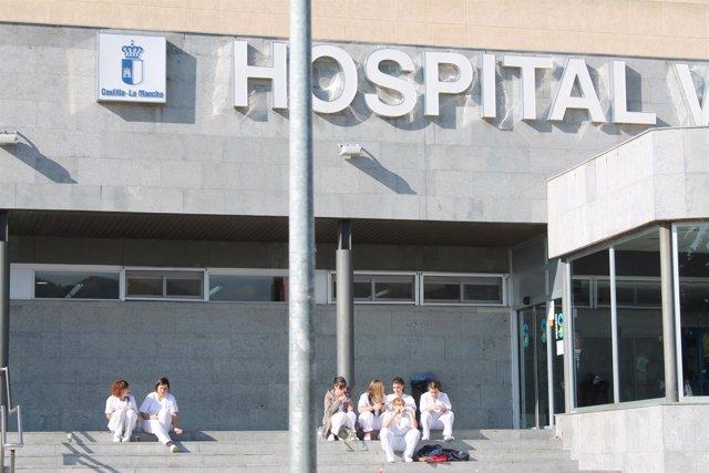 HOSPITAL VIRGEN DE LA LUZ, CUENCA