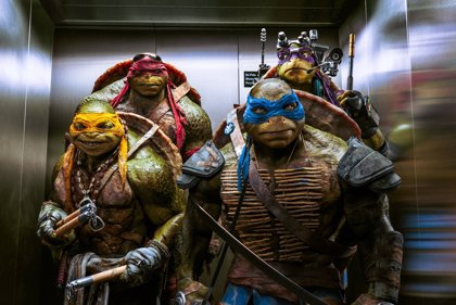 Michael Bay y Paramount insisten con Ninja Turtles