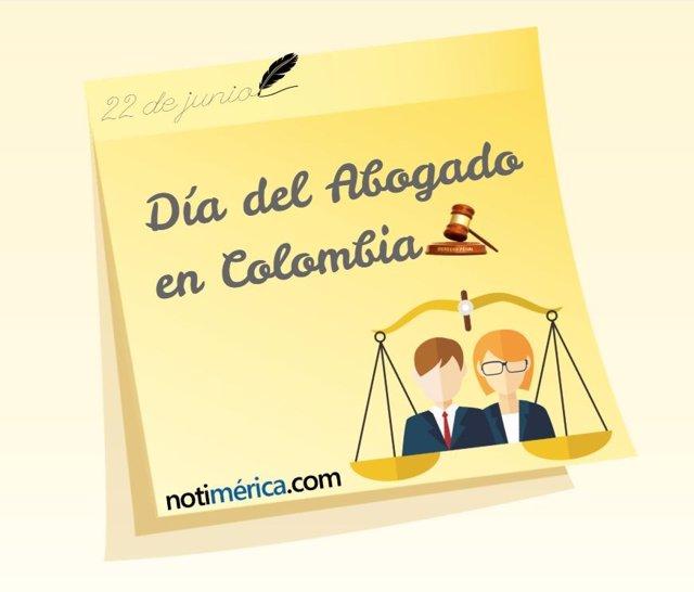 Resultado de imagen para Fotos Colombia: Día del Abogado.