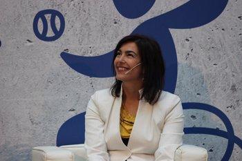 Foto: María José Rienda, primera secretaria de Estado para el Deporte