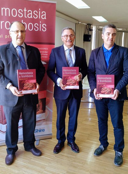 La Sociedad Española de Trombosis y Hemostasia publica el primer manual para la práctica clínica de la coagulación