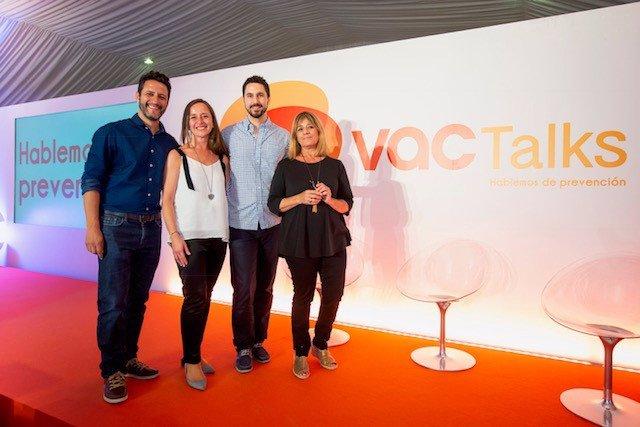'VAC Talk. Hablemos De Prevención'