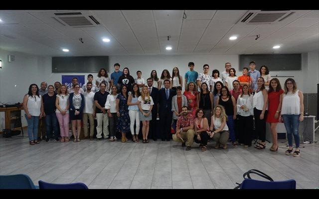 Un total de 14 escolares con altas capacidades presentan proyectos de fin de curso en 'School & Talent' de Endesa y SAFA
