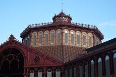 El Mercat de Sant Antoni rep més d'un milió de visites en un mes (AJUNTAMENT DE BARCELONA - Archivo)