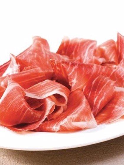 El jamón se puede comer durante el embarazo si tiene más de 18 meses de curación