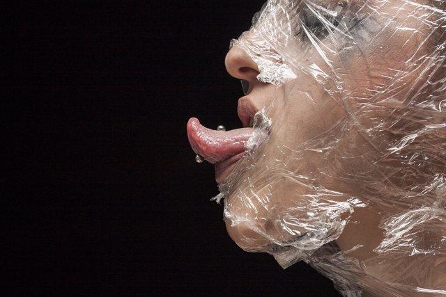 Piercing en la boca
