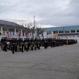 Celebración del 477 aniversario del Cuerpo de Infantería de Marina