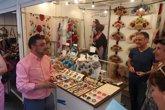 Foto: La XXII Feria de Artesanía 'Ciudad de León' se pone en marcha con 36 artesanos