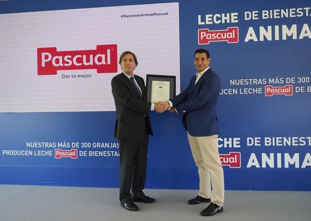 Tomás Pascual, presidente de Calidad Pascual