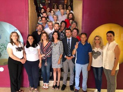La Diputación de Cádiz destaca la labor de Nuevo Caminar de Arcos en beneficio de personas con problemas de salud mental