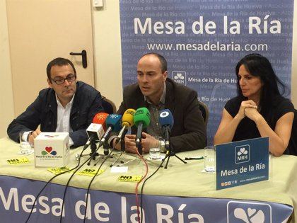 Mesa de la Ría de Huelva solicita un encuentro con la ministra de Medio Ambiente para abordar las balsas de fosfoyesos