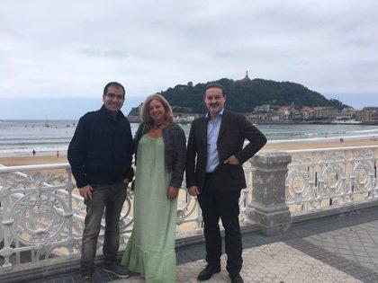 """Ciudadanos Euskadi se reúne con Covite para trasladar su """"apoyo y respaldo"""" a las víctimas del terrorismo"""