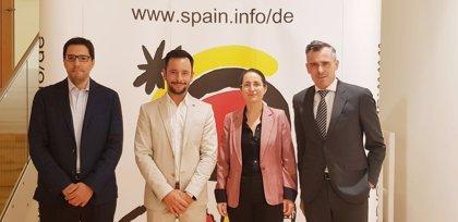 Mérida y Cáceres promocionan su oferta turística y cultural en Berlín