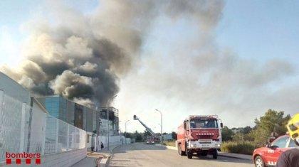 """Jordà lamenta el fuego en la atunera """"de máxima calidad"""" Balfegó de L'Ametlla de Mar (Tarragona)"""