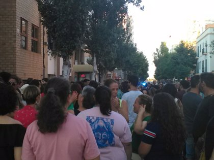 Unas 200 personas han participado en Ibiza en la protesta por la puesta en libertad de La Manada