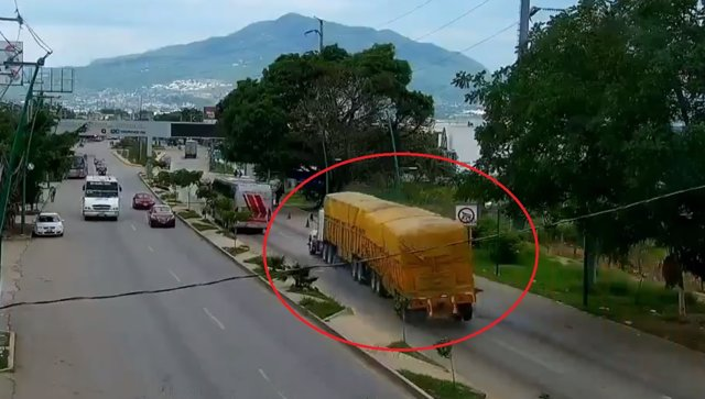 Camión México