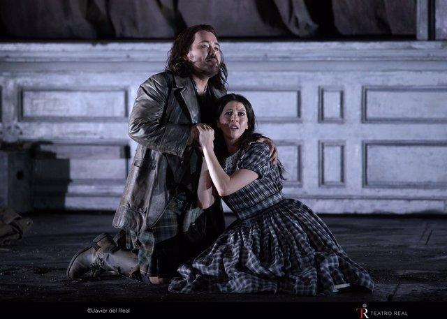 Lucia di Lammermoor, en el Teatro Real