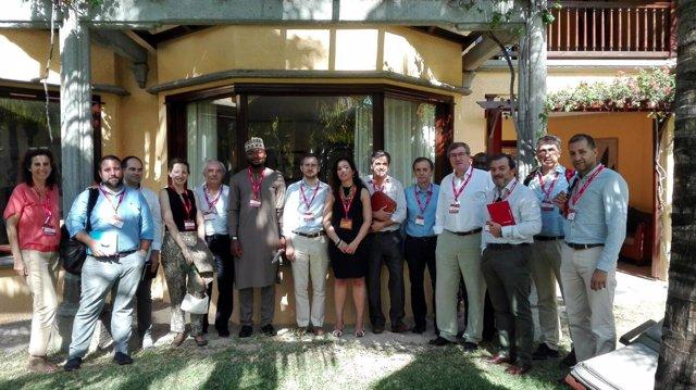 Empresas andaluzas participan en la feria Africa Energy Forum