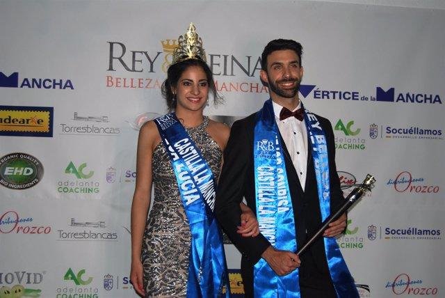 Rey y Reina Belleza de Castilla-La Mancha 2018