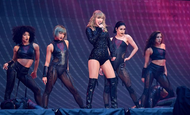 El concierto de Taylor Swift en Wembley