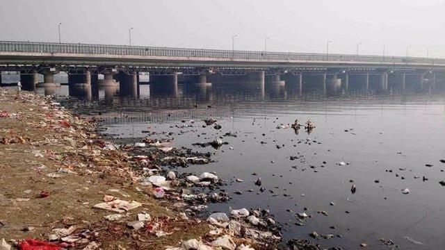 Río Yamuna, uno de los más contaminados del mundo