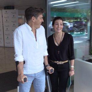 Manuel Díaz 'El Cordobés' recibe el alta hospitalaria