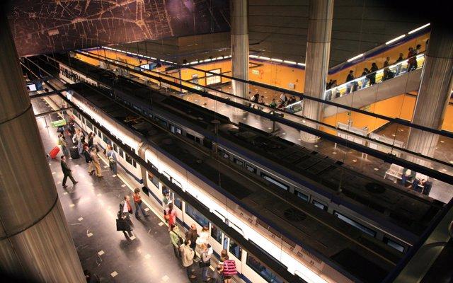 Metro extenderá la cobertura 4G a todas las estaciones de su red en dos años con un plan que arrancará en otoño