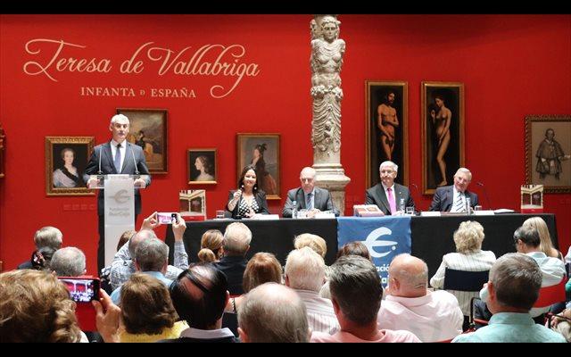 El Patio de la Infanta protagoniza el segundo libro de la colección patrimonial de Fundación Ibercaja