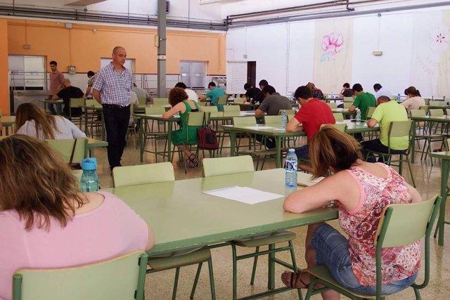 Oposiciones docentes en Extremadura