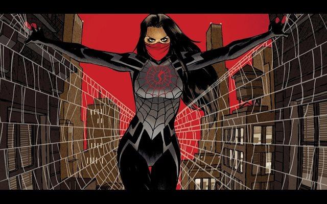 Sony prepara Seda (Silk), el nuevo spin-off de Spider-Man