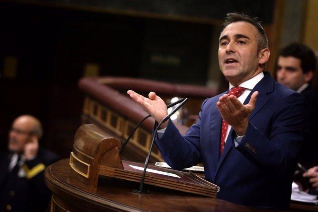 Miguel Barrachina, diputado del PP