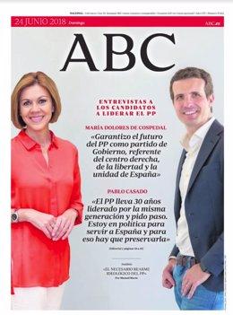 Portada ABC 23/06/2018