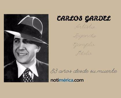 10 anécdotas de Carlos Gardel que posiblemente no conoces