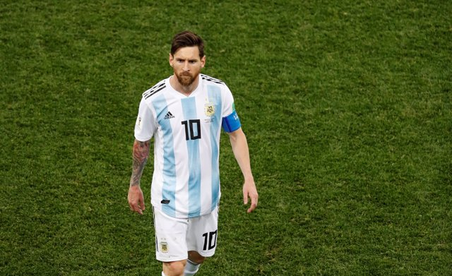 Soccer Football - World Cup - Group D - Argentina vs Croatia - Nizhny Novgorod S