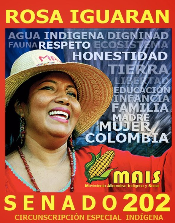 """Rosa Iguarán """"Todo por Colombia"""""""