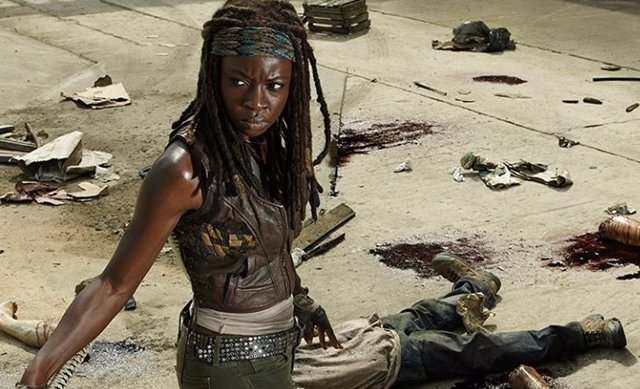 Rick, Michonne, Glenn y Maggie en los nuevos avances de The Walking Dead