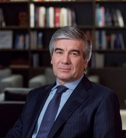 El presidente de Gas Natural Fenosa, Francisco Reynés