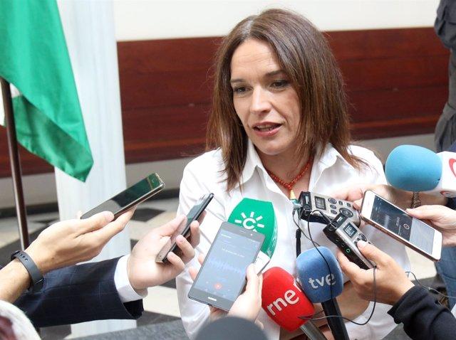Lina Gálvez.