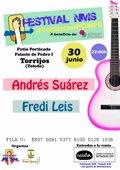 EL FESTIVAL NO ME SUELTES RECAUDARA FONDOS EN TORRIJOS PARA INVESTIGAR LA ENFERMEDAD DE POMPE