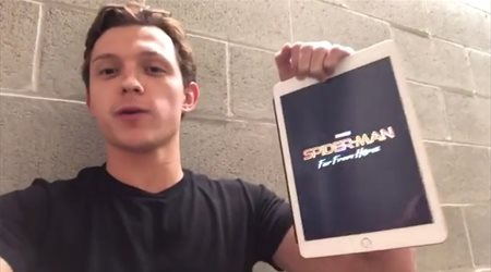 Tom Holland revela el título de 'Spider-man 2'